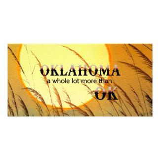 TEE Oklahoma Photo Card Template