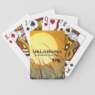 TEE Oklahoma Poker Deck