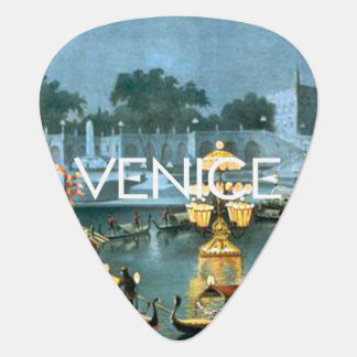 TEE On to Venice Plectrum