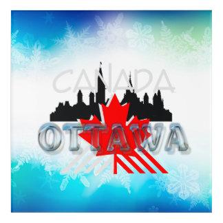 TEE Ottawa Acrylic Print