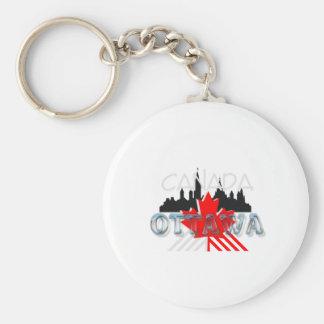 TEE Ottawa Key Ring
