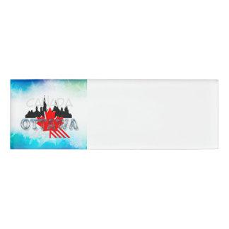 TEE Ottawa Name Tag