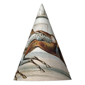 TEE Race to Victory Party Hat