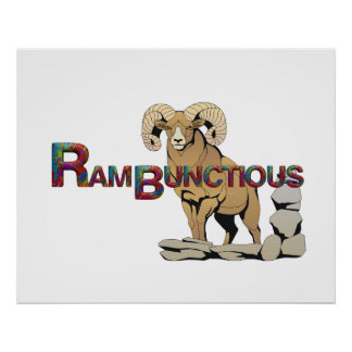 TEE Rambunctious Posters