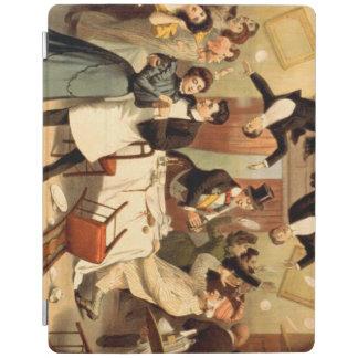 TEE Restaurant Shenanigans iPad Cover