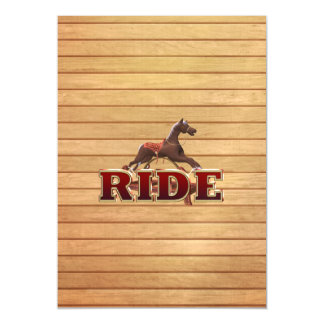 TEE Ride Magnetic Card