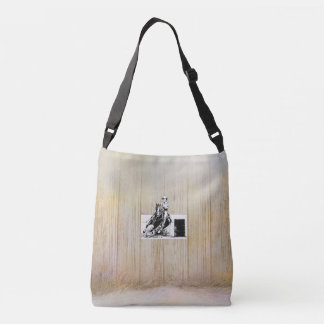 TEE Rodeo Cowgirl Crossbody Bag