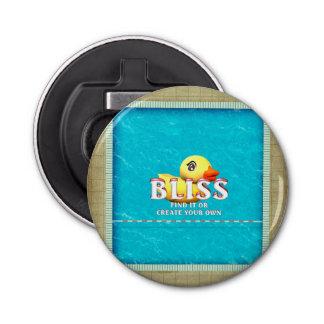 TEE Rubber Ducky Bliss Bottle Opener