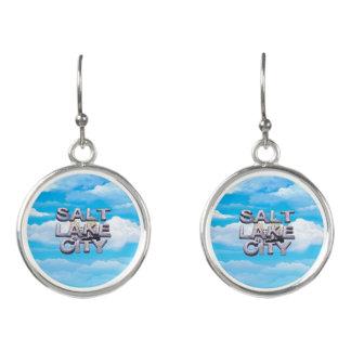 TEE Salt Lake City Earrings