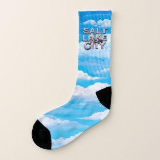 TEE Salt Lake City Socks