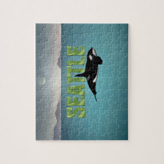 TEE Seattle Jigsaw Puzzle