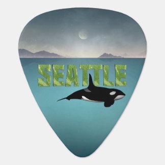 TEE Seattle Plectrum