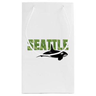 TEE Seattle Small Gift Bag