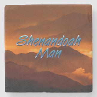 TEE Shenandoah Man Stone Coaster