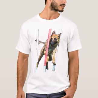 tee-shirt agility malinois T-Shirt