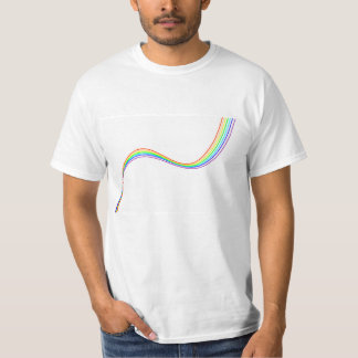 Tee-shirt Arc in sky hyperbole T-Shirt