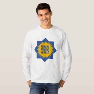 TEE-SHIRT BASQUE   EUROPA T-Shirt