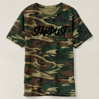 Tee-shirt camouflage Stardust X Station-wagon T-Shirt