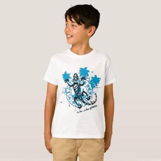 Tee-shirt child horoscope lizard T-Shirt