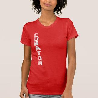 Tee-shirt Cubaton woman