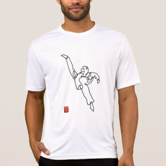 Tee-shirt DWICHAGI back kick Sport-Teak man T-Shirt