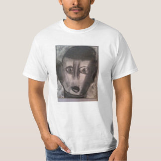 Tee shirt featuring art by Cole