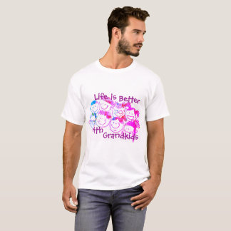 Tee Shirt for Grandparents (Purple)