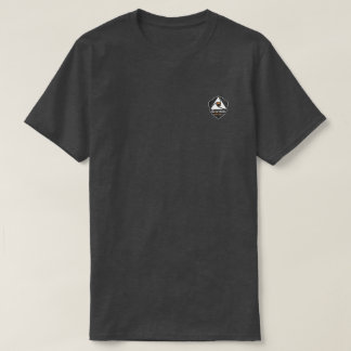 Tee-shirt heather coal with logo T-Shirt