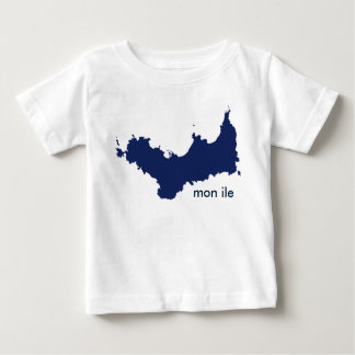 Tee-shirt jersey Fine for baby ©steph2 Baby T-Shirt