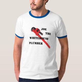 Tee Shirt-Joe The Whitehouse Plumber