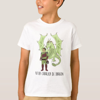 "Tee-shirt MC ""Future rider of Dragon "" T-Shirt"