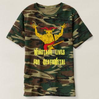 Tee-shirt Minotaur DeathMetal T-Shirt