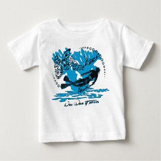 Tee-shirt plunger baby shark baby T-Shirt