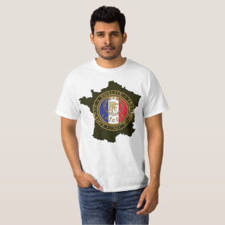 tee-shirt secularity France T-Shirt