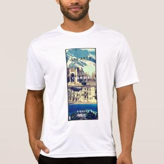 "Tee-shirt Sport-Teak Competitor ""French Dream "" T-Shirt"