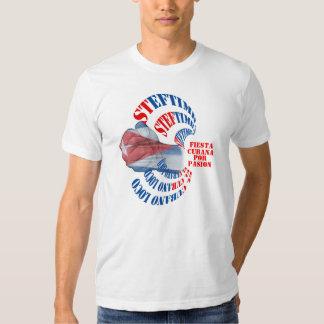 tee-shirt StefTimba el cubano loco Tee Shirt