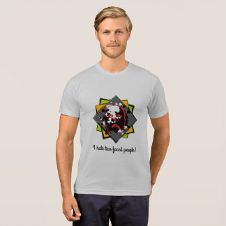 Tee-shirt two faced people T-Shirt