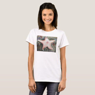 Tee shirt with Star fish