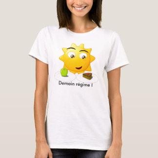 Tee-shirt woman Tomorrow mode! T-Shirt