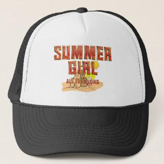 TEE Summer Girl Trucker Hat