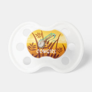 TEE Tennessee Cowgirl Pacifier