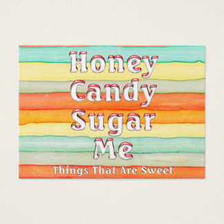 TEE Things That Are Sweet Business Card