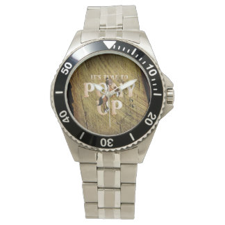 TEE Time to Pony Up Watches