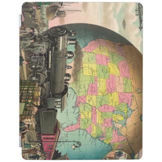 TEE Transportation iPad Cover