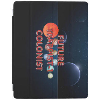 TEE Trappist-1 Colonist iPad Cover