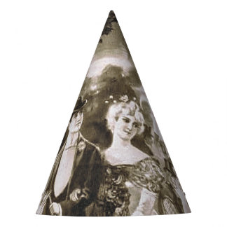 TEE Victorian Days Party Hat