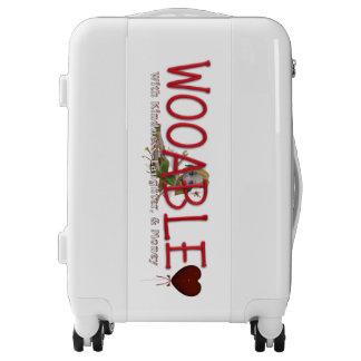 TEE Wooable Love Luggage