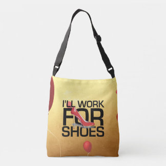 TEE Work for Shoes Crossbody Bag