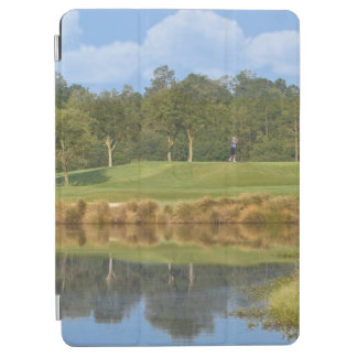 Teeing Off on the Golf Course iPad Air Cover