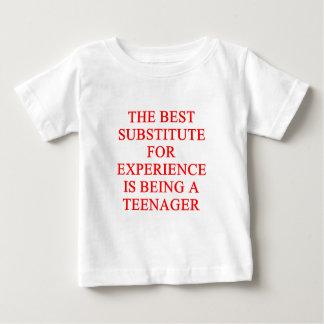 TEEN ager joke T-shirts